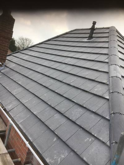 Pitched Roofing Nottingham