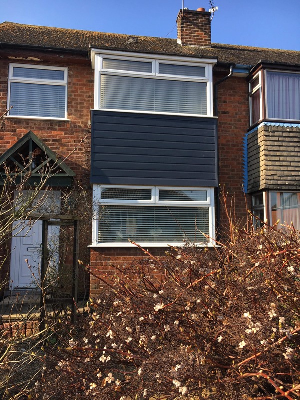 Exterior UPVC Cladding in Ilkeston