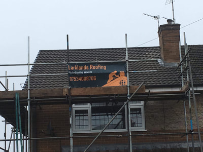 Larklands Roofing in Derby