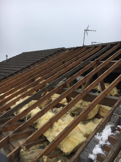 Roof Replacement in Derby