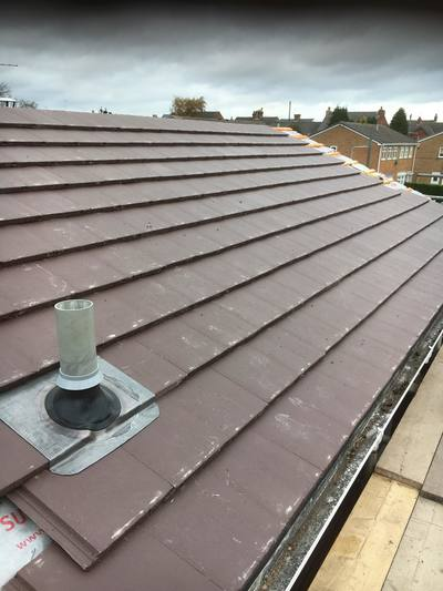 Pitched Roofing Derby