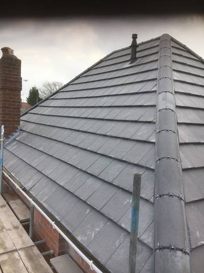 Slate Roof Nottingham