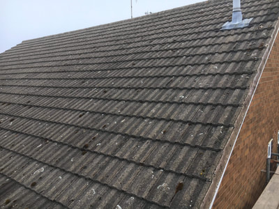 Tiled Roof in Ilkeston