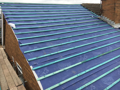 Tiled Roof in Nottingham
