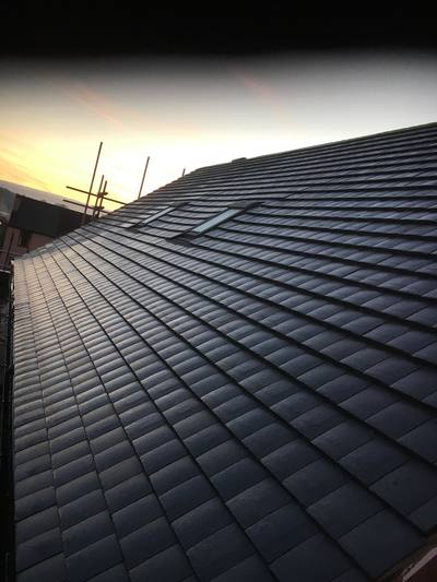 Tiled Roofing Ilkeston
